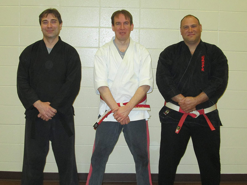 Isshinryu Karate Classes at the Bureau County Metro Center