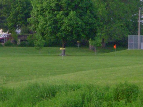 Disk Golf Course, Princeton, IL